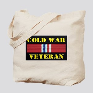 COLD WAR VETERAN Tote Bag