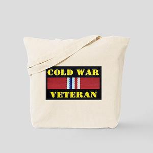 COLD WAR VETERAN Tote Bag