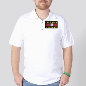 COLD WAR VETERAN Golf Shirt