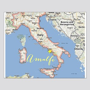 Amalfi, Italy Posters