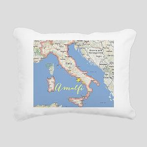 Amalfi, Italy Rectangular Canvas Pillow