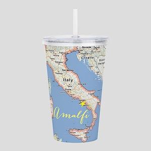 Amalfi, Italy Acrylic Double-wall Tumbler