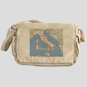 Amalfi, Italy Messenger Bag