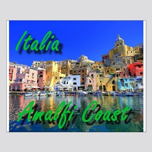 Beautiful Amalfi Coast Posters