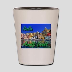 Beautiful Amalfi Coast Shot Glass