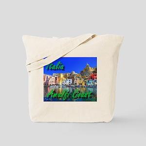 Beautiful Amalfi Coast Tote Bag