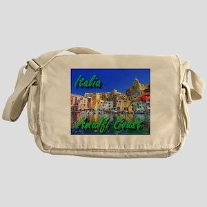 Beautiful Amalfi Coast Messenger Bag