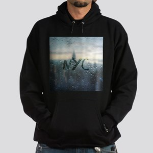 Rainy Day in NYC Hoodie (dark)