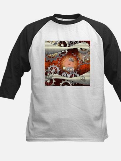 Steampunk in noble design Baseball Jersey