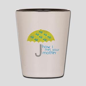 How I Met Your Mother Shot Glass
