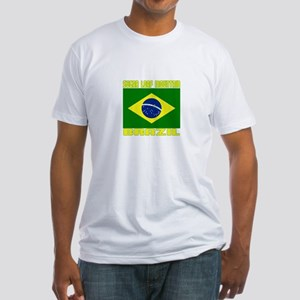Sugar Loaf Mountain Fitted T-Shirt