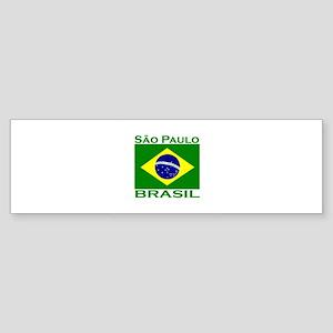 Sao Paulo, Brazil Bumper Sticker