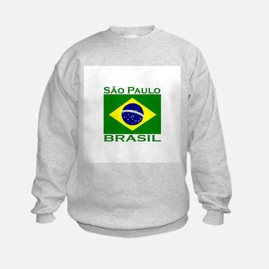 Sao Paulo, Brazil Sweatshirt