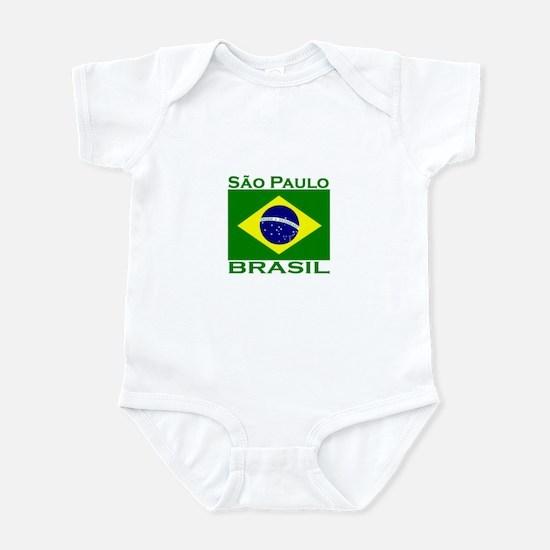 Sao Paulo, Brazil Infant Bodysuit