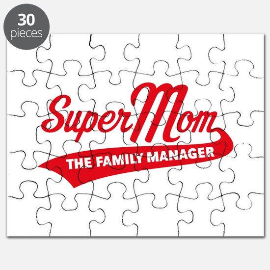 Super Mom – The Family Manager Puzzle