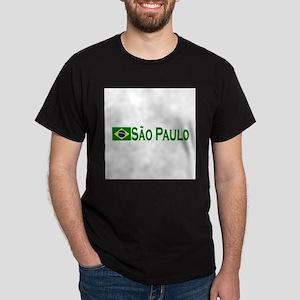 Sao Paulo, Brazil Dark T-Shirt