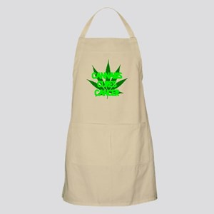 Cannabis Cures Cancer Apron