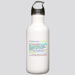 people who change thin Stainless Water Bottle 1.0L
