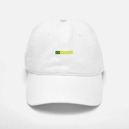 Recife, Brazil Baseball Baseball Cap