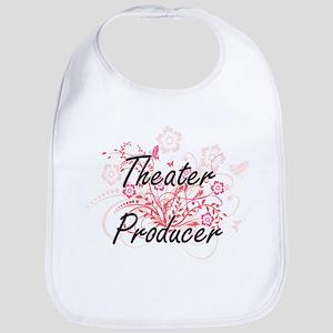 Theater Producer Artistic Job Design with Flow Bib