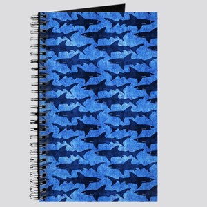 Sharks in the Deep Blue Sea Journal