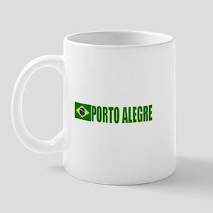 Porto Alegre, Brazil Mug