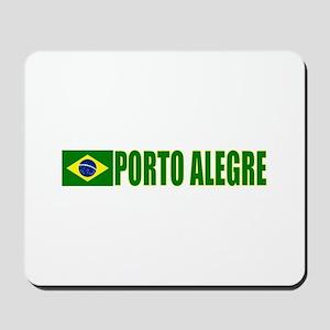Porto Alegre, Brazil Mousepad