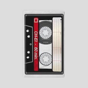 Audio Cassette Area Rug