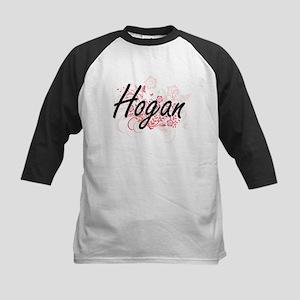 Hogan surname artistic design with Baseball Jersey