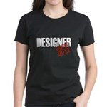 Off Duty Designer Women's Dark T-Shirt