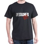 Off Duty Designer Dark T-Shirt