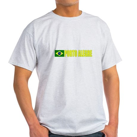 Porto Alegre, Brazil Light T-Shirt
