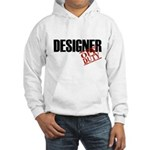 Off Duty Designer Hooded Sweatshirt