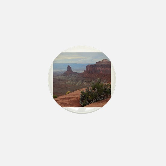 Funny Canyonlands Mini Button