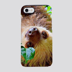 awesome Sloth iPhone 8/7 Tough Case
