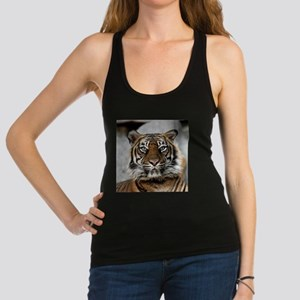 Tiger009 Racerback Tank Top