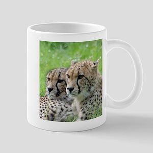 Cheetah009 Mugs