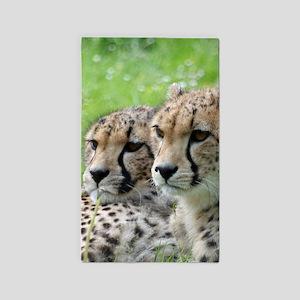Cheetah009 Area Rug