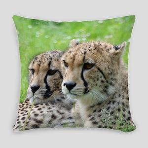 Cheetah009 Everyday Pillow