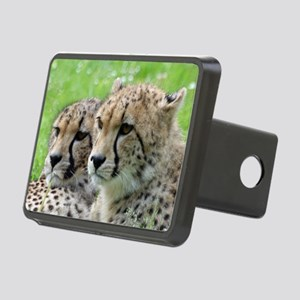 Cheetah009 Rectangular Hitch Cover