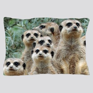 Meerkat012 Pillow Case