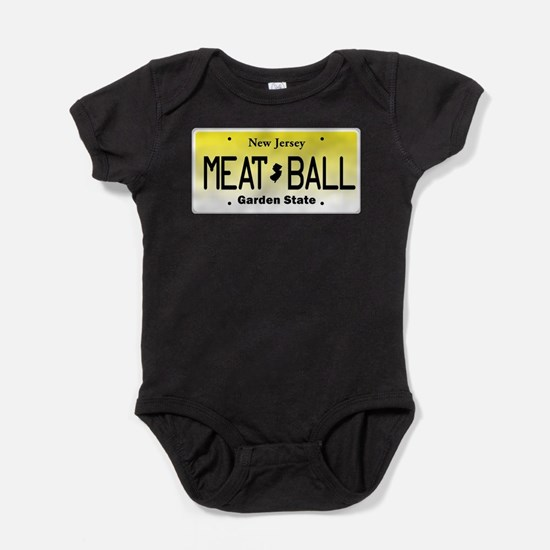 Cute Meat Baby Bodysuit