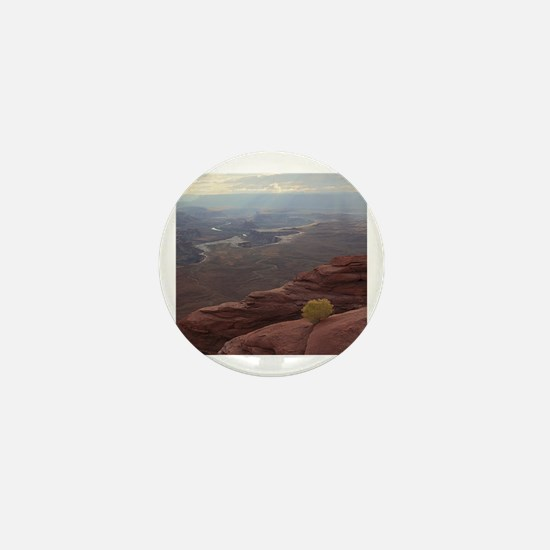 Cool Canyonlands Mini Button