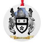 MacSharry Round Ornament
