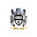 MacSharry Sticker (Rectangle)