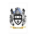 MacSharry Sticker (Rectangle 10 pk)