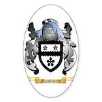MacSharry Sticker (Oval 50 pk)
