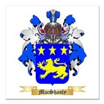 MacShanly Square Car Magnet 3