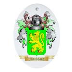 MacShane Oval Ornament