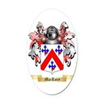 MacRory Oval Car Magnet